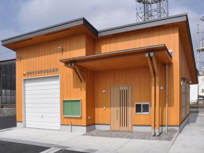 【施工事例】東消防署橘出張所