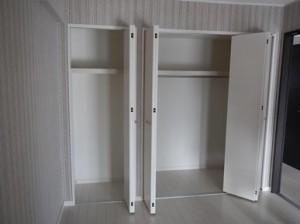 5大成マンション寝室