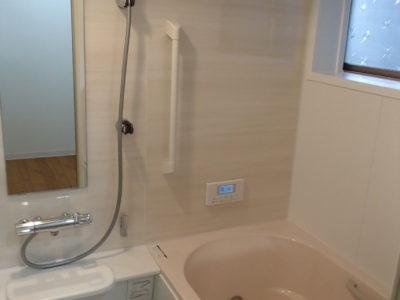 【施工事例】劣化したお風呂・廊下を美しく、頑丈に!