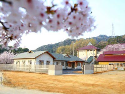 【施工事例】障がい者支援施設 東予学園