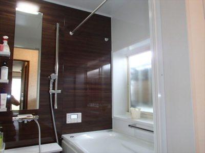【施工事例】脱衣所・浴室をイメージチェンジ