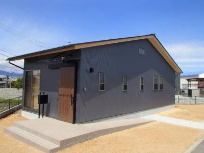 【施工事例】人に寄り添う平屋の家
